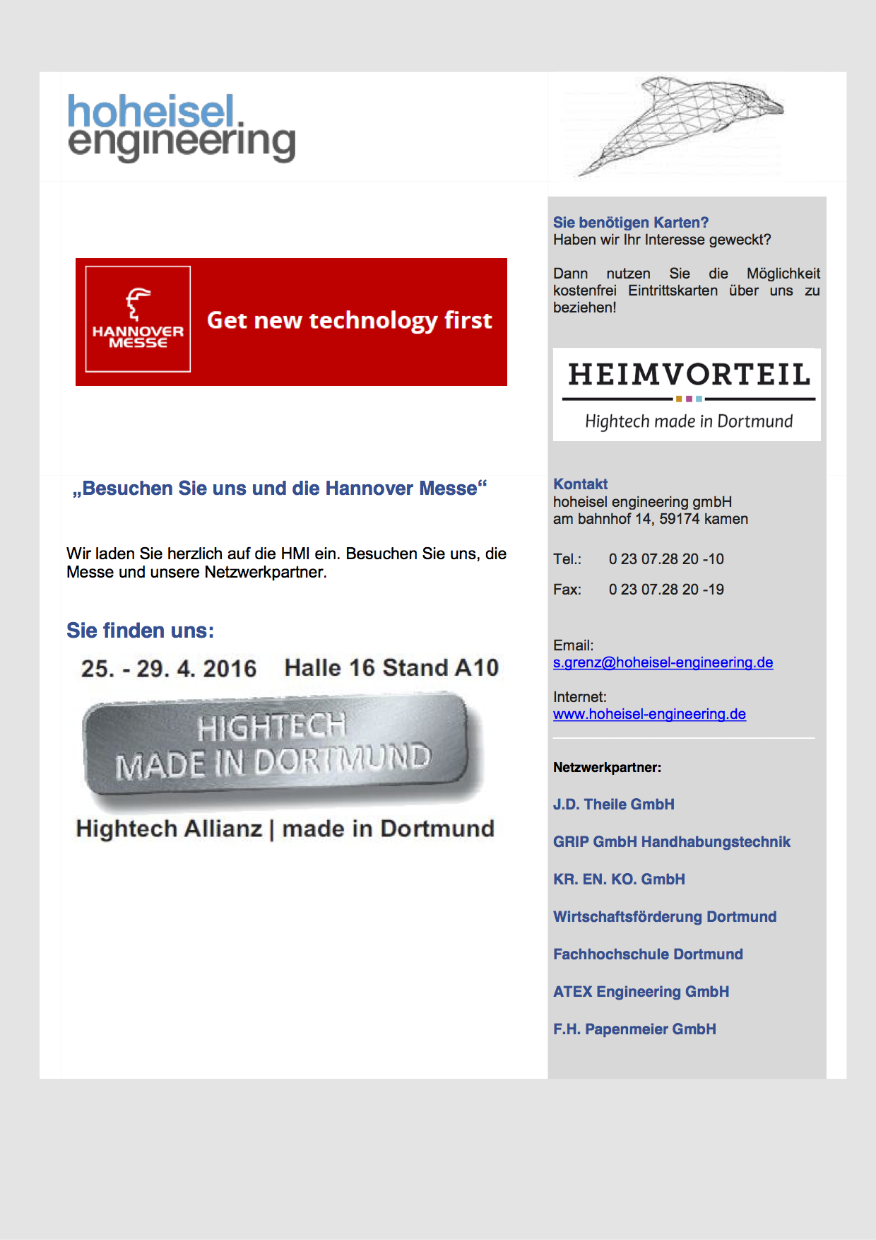 Newsletter_HMI_Internetseite